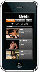 smartphone livesex